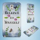 POSITIVE MOTIVATION QUOTES 96 HARD CASE FOR SAMSUNG GALAXY ACE 3 4 ALPHA
