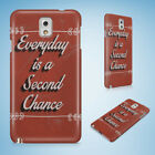 POSITIVE MOTIVATION QUOTES 56 HARD CASE FOR SAMSUNG GALAXY ACE 3 4 ALPHA