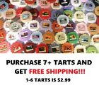YANKEE CANDLE WAX MELT TART SINGLESMUST BUY 6 OR MORE FOR FREE SHIPPING