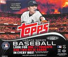 2014 Topps Update Baseball Jumbo Sealed Hobby Box 10 packs 50 cards per pack