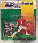 1994 Starting Lineup Nick Lowery NFL Kansas City Chiefs Action Figure