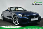 BMW Z4 sDrive20i 20l Automatic M Sport 2012 GOOD BAD CREDIT CAR FINANCE