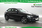 BMW 116i 2012 Sport ANY 1 SERIES GOOD BAD CREDIT CAR FINANCE