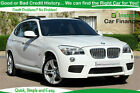 BMW X1 20TD Auto xDrive23d M Sport GOOD BAD CREDIT CAR FINANCE