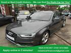Audi A4 20TDI S Line GOOD BAD CREDIT CAR FINANCE