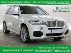 BMW X5 30TD  s s  Auto 2015MY xDrive40d M Sport GOOD BAD CREDIT CAR FINANCE