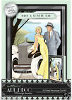 Docrafts Papermania Art Deco Roaring 20's A5 Serviettentechnik Karte Set Rolle