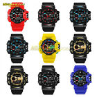 SMAEL Brand Sport Watch Mens Analog Quartz LED Digital Watches Casual Waterproof