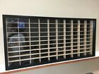 Display case cabinet for 1 64 diecast scale cars hot wheels matchbox 100NBW 2