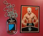 2013 Topps WWE Signature Series Dog Tags 13