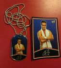 2013 Topps WWE Signature Series Dog Tags 15