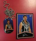 2013 Topps WWE Signature Series Dog Tags 16
