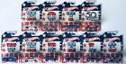 HOT WHEELS 2018 STARS AND STRIPES COMPLETE SET Mustang Charger C10 Firebird 50th
