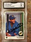 Gary Sheffield Rookie Cards and Autographed Memorabilia Guide 23