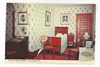 Long Island NY Sagamore Hill Oyster Bay Alice Roosevelts Bed Room Postcard 4X6