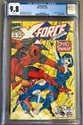 X-Force #11 CGC 9.8 White Pages 1st App
