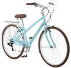 Outdoor Road Bike Multi-Use 7-Speed Sports Travel Commute Retro Style NEW