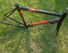 Superb WILIER TRIESTINA MONTEGRAPPA Road Bike Frame And Carbon Fork 51cm M