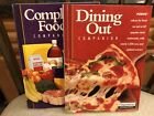 WEIGHT WATCHERS 2003 Winning Point COMPLETE FOOD  DINING OUT COMPANION Book