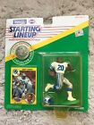 kenner starting lineup Barry Sanders 1991 Edition