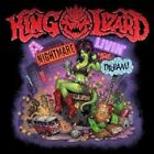 KING LIZARD A nightmare livin' the dream CD INDIE GLAM SLEAZE s5320