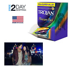 Premium Lubricant Extra Sensitive High Value Condoms Variety Pleasure Pack Mix