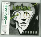 WINGER s/t CD JAPAN 1ST PRESS 1988 SEALED NEW Kip 25P2-2396 s6049