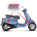 Wheel Rim Stickers for All Vespa Sprint Super Sport  GTS300 GTS250ie Primavera