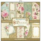 STAMPERIA 12x12 Paper Pad Precious 10 Double Sided Sheets12x12 Scrapbook