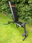 York Fitness DB4 Sit Up and Dumbbell Bench