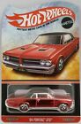 Hot Wheels RLC 64 Pontiac GTO in RED Spectraflame