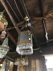 Antique Aesthetic Period Light Fixture Old Light Architectural Salvage