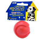 Squeaky Toy Ball Dog Rubber Chew Pet Toys Puppy Fetch Durable Small Medium Large