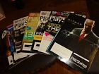 PLAYSTATON MAGAZINES 7 FOR 2006 SOME INCLUDING DEMO DISKS