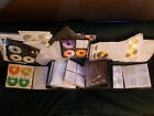 HUGE LOT Univenture DJ 8cd safety sleeves pages Case-It 304 zippered binders