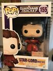 Funko Pop MARVEL Guardians of the Galaxy Star-Lord w Mixtape BOXLUNCH EXCLUSIVE