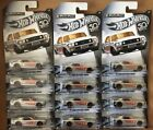HOT WHEELS ZAMAC 1967 FORD MUSTANG COUPE 2018 50TH ANNIVERSARY LOT OF 12