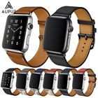 Single Tour Leder Armband Ersatz Für Apple Watch Series 5/4/3/2/1 40/44/38/42mm