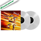 JUDAS PRIEST, FIREPOWER, NEW ALBUM, CLEAR VINYL, 2LP, GERMANY, 2018