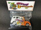 Hot Wheels Custom SCHOOL BUSTED 2013 Lunch Bash 6 Indianapolis RAT FINK Xmind