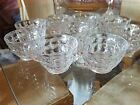 9 Indiana Glass Constellation Coffee / Punch Cups