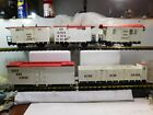 LGB G Scale Set of 5 Circus Cars 2 Bogey Cars  1 Reefer Horse Gondola 6193