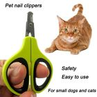 Cat Pet Dog Grooming Nail Toe Claw Clippers Cutter Plier Small dog cat nail A3T5