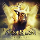 Pride Of Lions - Fearless CD Korea Import SEALED New