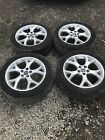 2012 2014 Ford Focus 17 Polished 5 Y Spoke Alloy Wheel Rim Factory OEM Set of 4