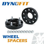 2X 25mm 5x45 Hubcentric Wheel Spacers Fits For 300SX 350Z 370z Infiniti G35