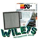 K&N VF2001 Cabin Air Filter For Honda and Acura Models