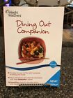 Weight Watchers Dining Out Companion Points Plus 2011
