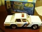 Matchbox Premiere New Jersy State Police Real Riders TROOPER 1 64 Diecast