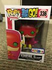 Funko Pop Teen Titans Go - Starfire as the flash - Toys R Us Exclusive # 336